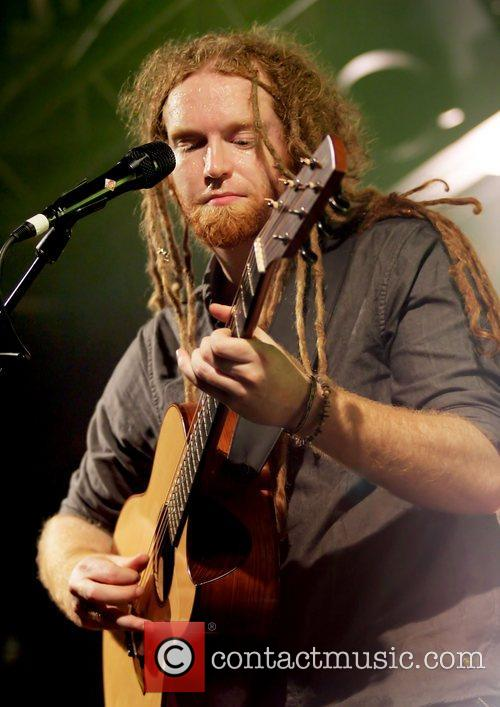 Newton Faulkner, Liverpool and Academy 14