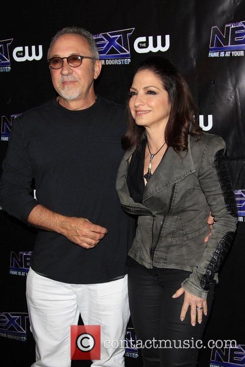 Emilio Estefan and Gloria Estefan The CW Celebrates...
