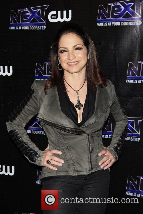 Gloria Estefan The CW Celebrates 'The Next' And...