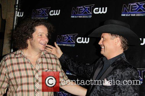 Jeffrey Ross and John Rich The CW Celebrates...