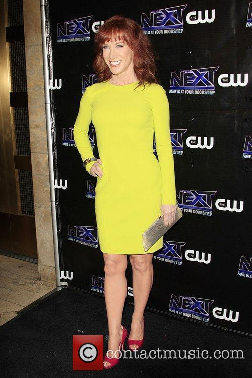 Kathy Griffin The CW Celebrates 'The Next' And...