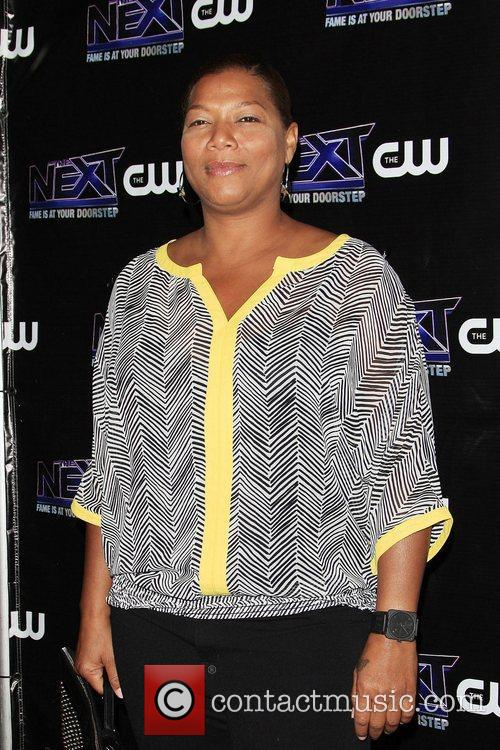 Queen Latifah The CW Celebrates 'The Next' And...