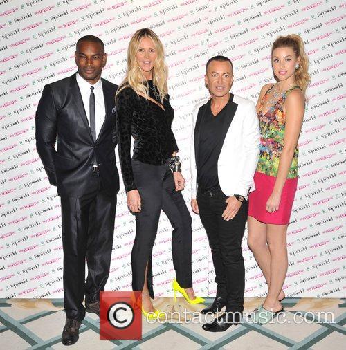 Elle Macpherson, Tyson Beckford and Whitney Port 3