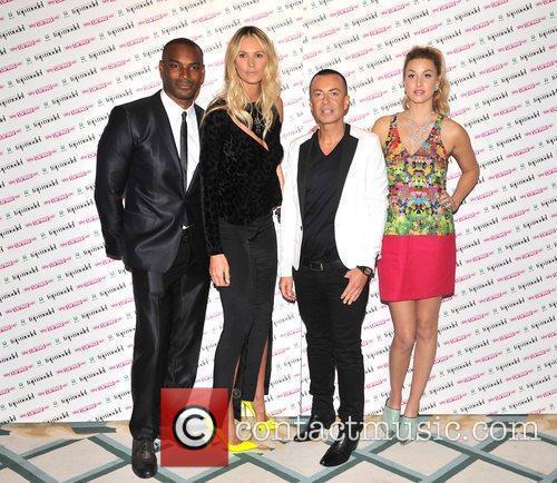 Elle Macpherson, Tyson Beckford and Whitney Port 4