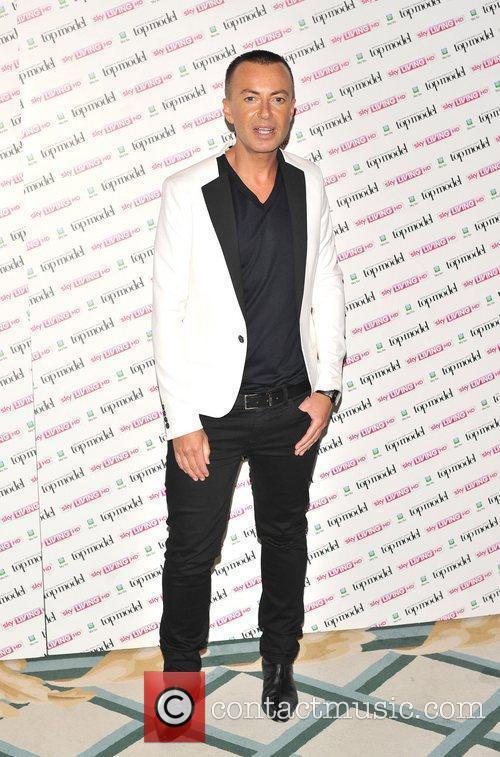 Julien Macdonald Britain and Ireland's Next Top Model...