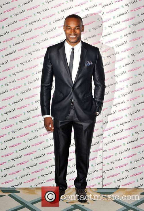 Tyson Beckford Britain and Ireland's Next Top Model...