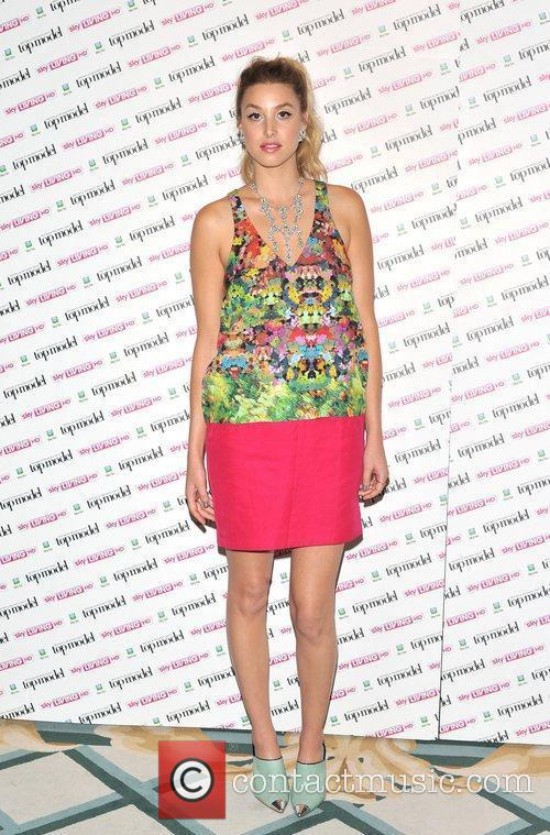 Whitney Port Britain and Ireland's Next Top Model...