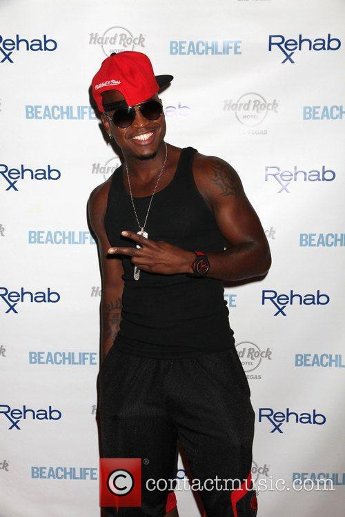 Ne-yo and Hard Rock Hotel And Casino 10
