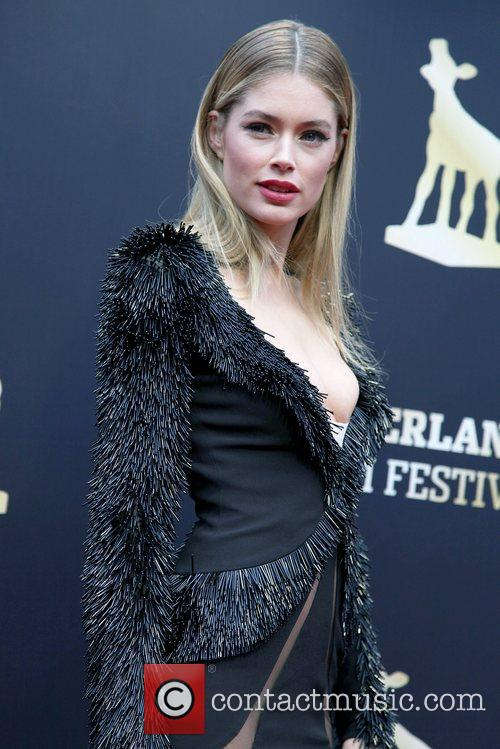Doutzen Kroes Netherlands Film Festival - Gala Awards...