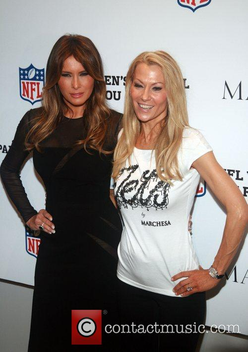 The NFL & Vogue  Celebrate NFL Women's...