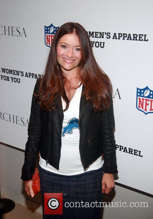 Attends the NFL & Vogue  Celebrate NFL...