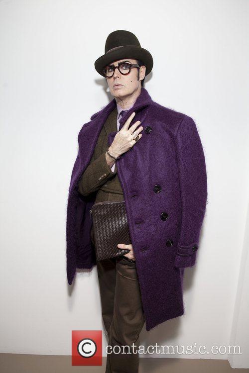Patrick McDonald Mercedes-Benz Fashion Week - Fall 2012...