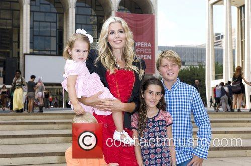 Aviva Drescher and family  Mercedes-Benz New York...