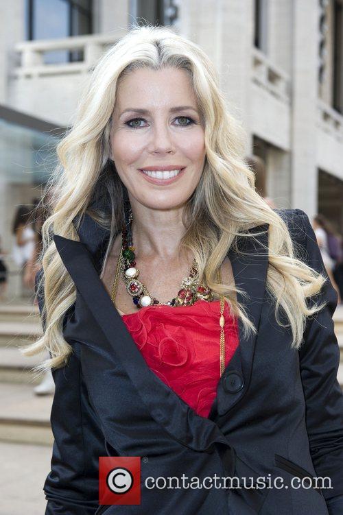 Aviva Drescher  Mercedes-Benz New York Fashion Week...