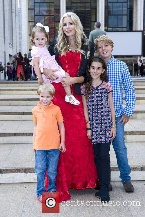 Aviva Dresher and family  Mercedes-Benz New York...