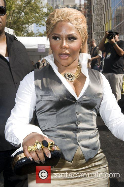 Lil Kim and New York Fashion Week 2