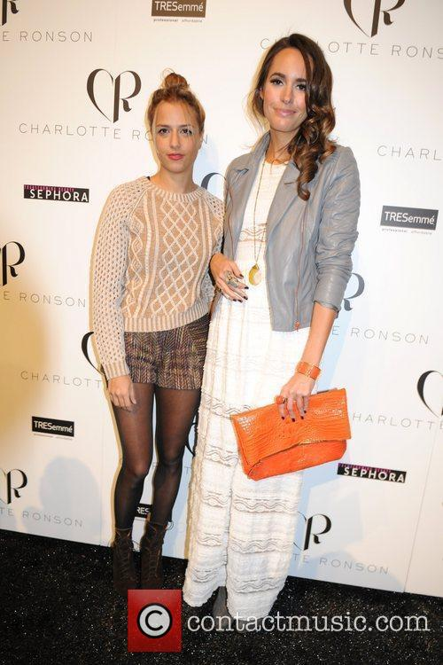 Charlotte Ronson and Louise Roe 7