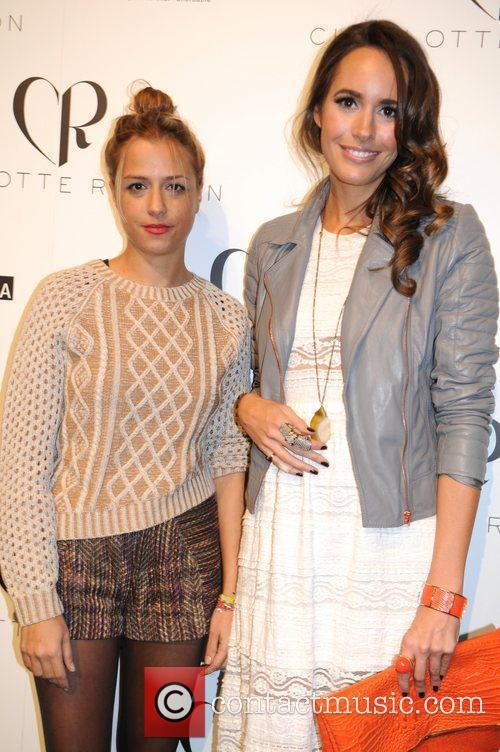 Charlotte Ronson and Louise Roe 8