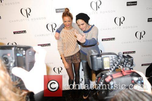 Charlotte Ronson, Samantha Ronson  Mercedes-Benz Fashion Week...