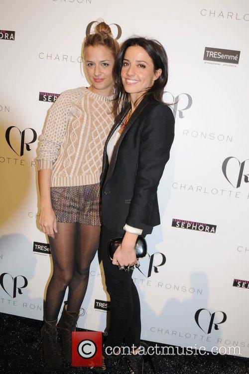 Charlotte Ronson, Shoshanna Lonstein Gruss  Mercedes-Benz Fashion...