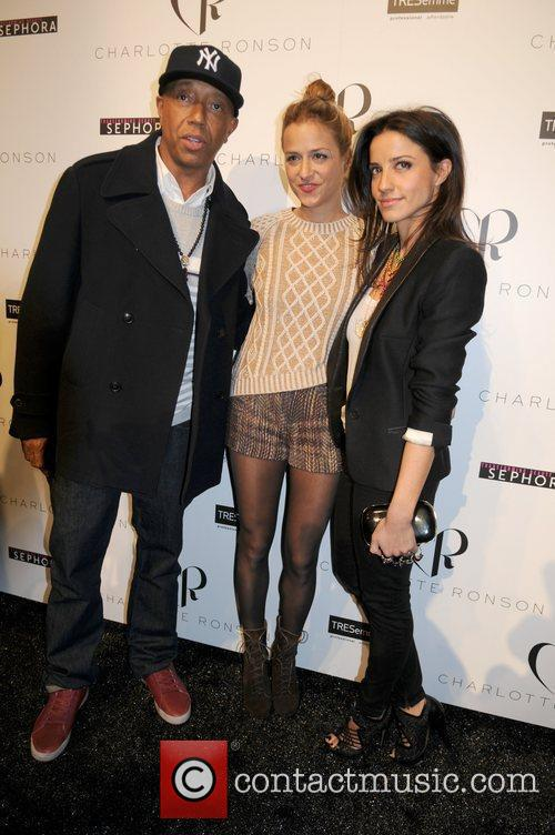 Russell Simmons and Charlotte Ronson 2