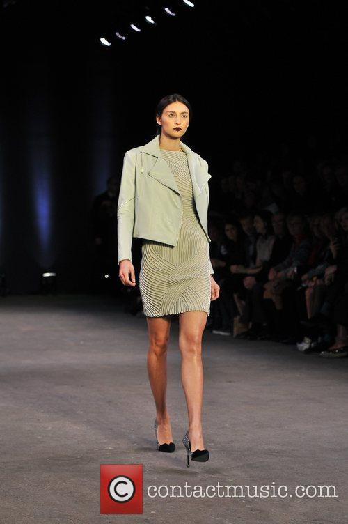 Mercedes-Benz Fashion Week Fall 2012 - Christian Siriano...