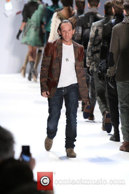 Designer Custo Barcelona Mercedes-Benz Fashion Week - Fall...