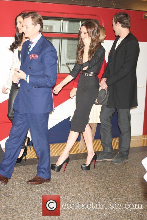 Hamish Bowles and Victoria Beckham 2