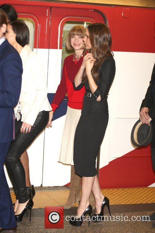 Victoria Beckham and Anna Wintour 2