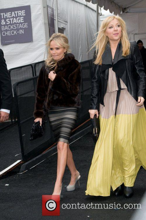 Kristin Chenoweth and Jennifer Aspen 2