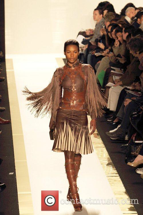 Mercedes-Benz Fashion Week Fall 2012 - Herve Leger...