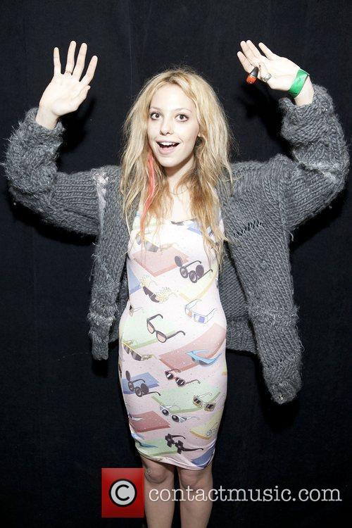 Cory Kennedy Mercedes-Benz Fashion Week - Fall 2012...