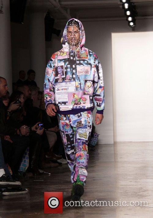 Mercedes-Benz Fashion Week - Fall 2012 - Jeremy...