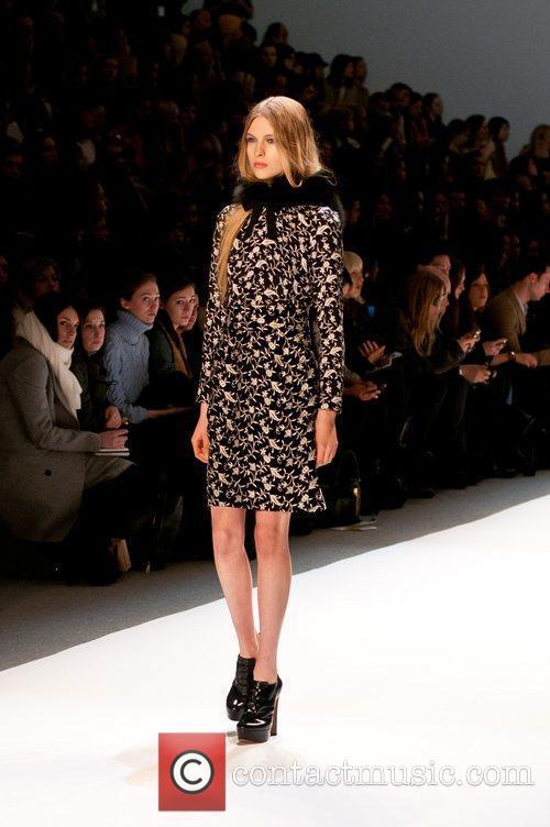 Mercedes-Benz Fashion Week Fall 2012 - Jill Stuart...