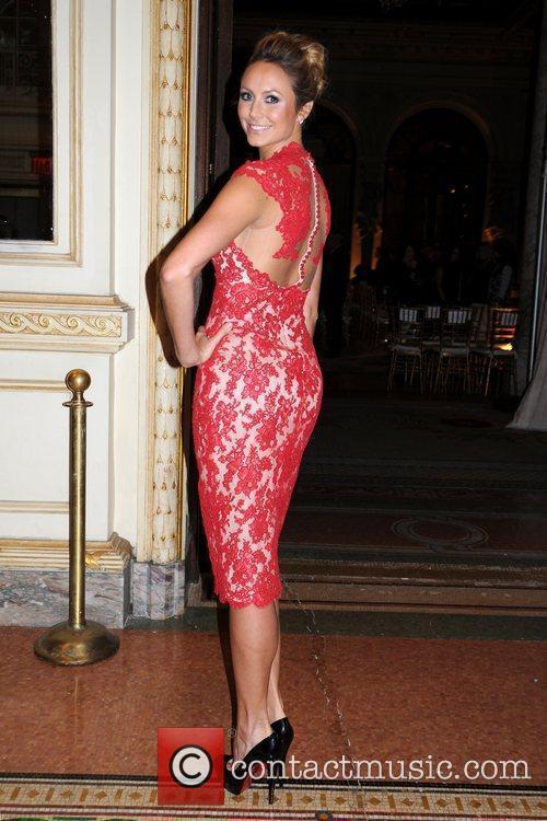 Mercedes-Benz Fashion Week - Fall 2012 - Marchesa...