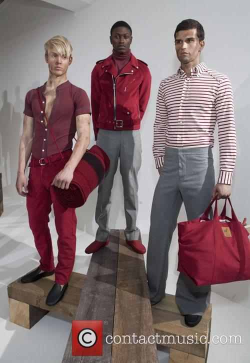 Mercedes-Benz Fashion Week Fall 2012 - Maude Alley...