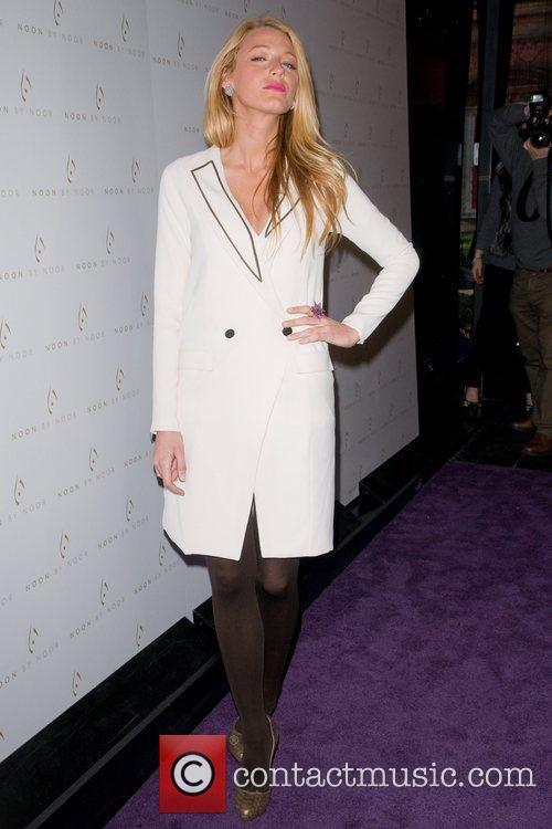 Mercedes-Benz Fashion Week - Fall 2012 - Noon...