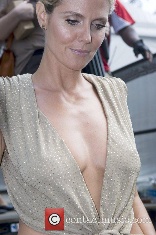 Heidi Klum and New York Fashion Week 3