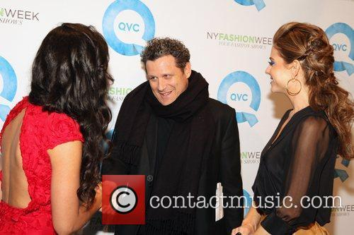 Camila Alves, Isaac Mizrahi, Maria Menounos and New York Fashion Week 3