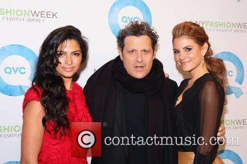 Camila Alves, Isaac Mizrahi, Maria Menounos and New York Fashion Week 1
