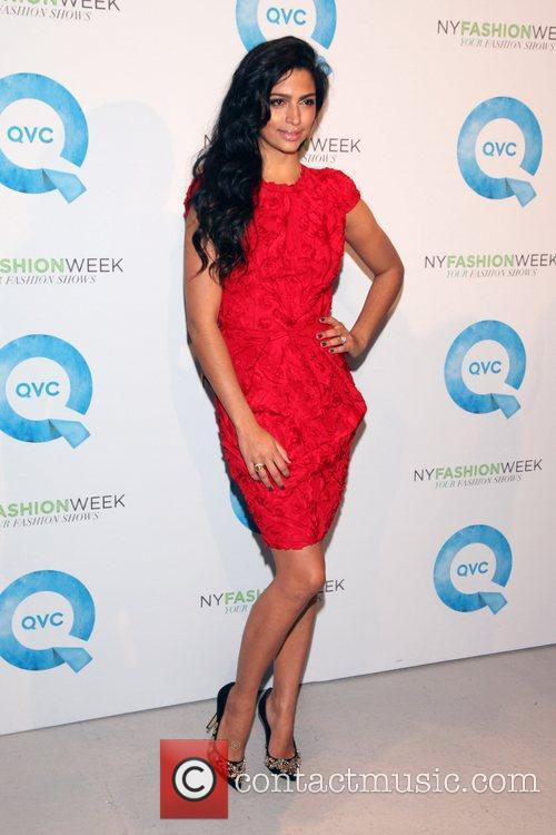 Camila Alves and New York Fashion Week 6