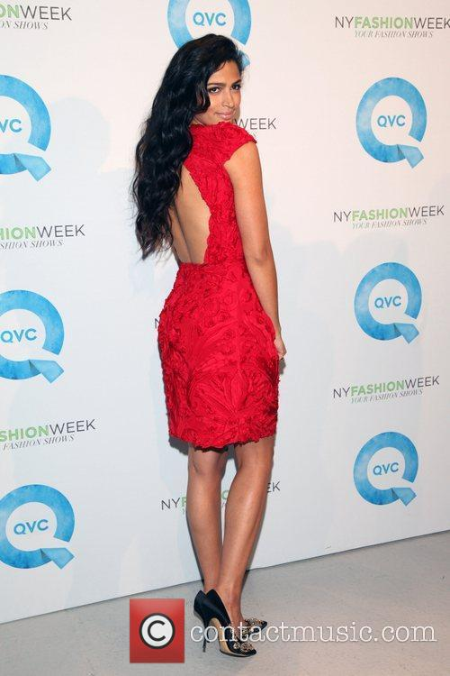 Camila Alves and New York Fashion Week 7