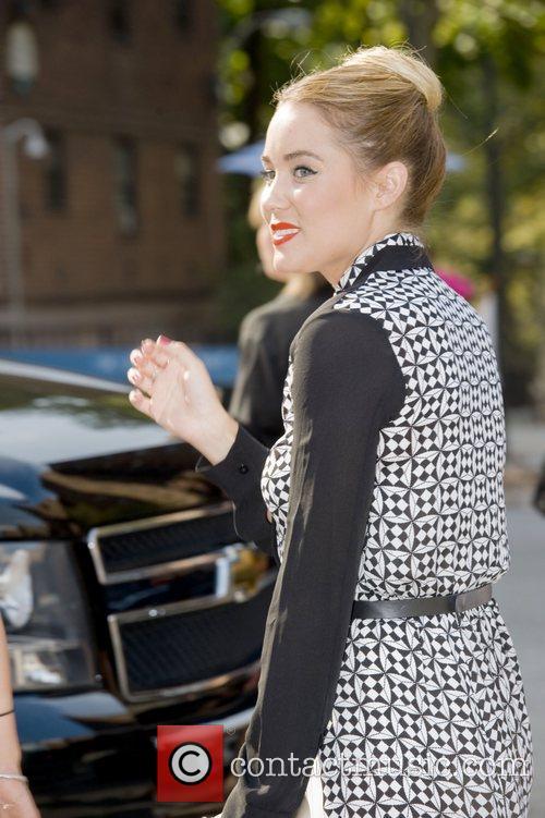 Lauren Conrad and New York Fashion Week 2