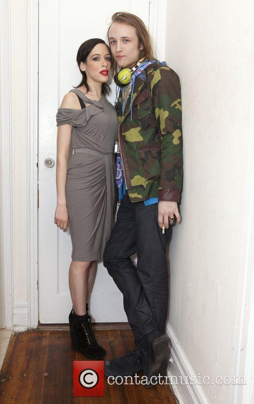 Aesha Waks and Liam McMullin