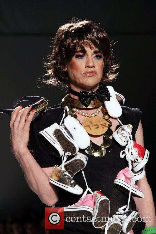 Mercedes-Benz Fashion Week Fall 2012 - Richie Rich...