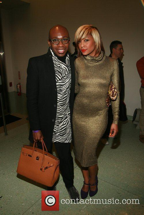 Luke Destin and Arielle Hill Mercedes-Benz Fashion Week...