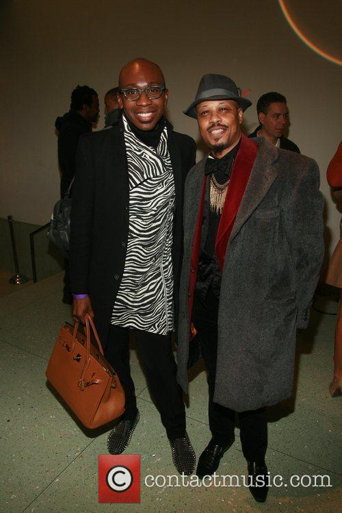 Luke Destin and George Wilson Mercedes-Benz Fashion Week...