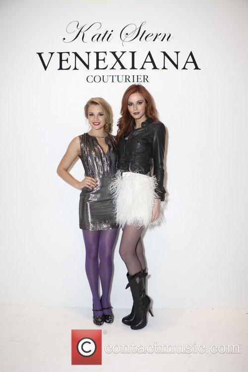Danielle Doty (Miss Teen USA 2011), and Alyssa...