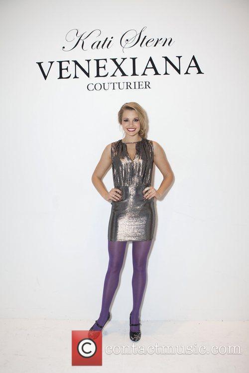 Danielle Doty (Miss Teen USA 2011) Mercedes-Benz Fashion...