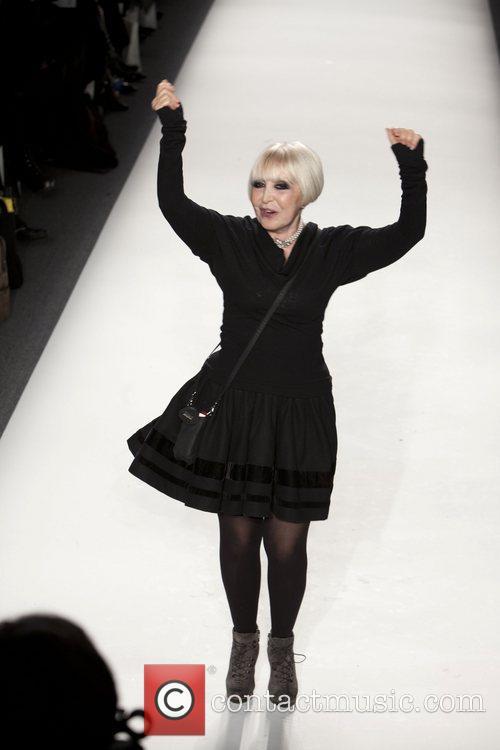 Katie Stern Mercedes-Benz Fashion Week - Fall 2012...